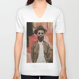 COOL DUDE Unisex V-Neck