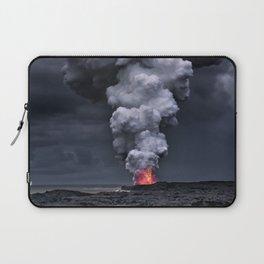 Kilauea Volcano at Kalapana 3e Laptop Sleeve