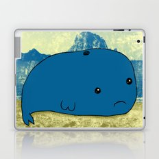 Why such a lonely beach? Laptop & iPad Skin