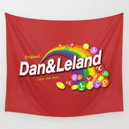 Dan and Leland - Skittles Parody Wall Tapestry