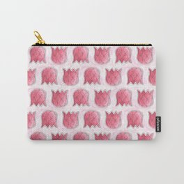 Topsy Turvy Tulips 2 Carry-All Pouch