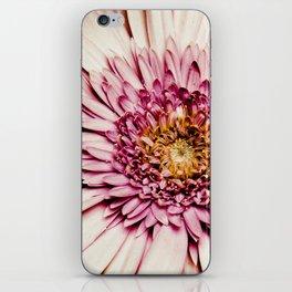 FLOWERS V iPhone Skin
