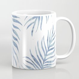 Fern Pattern Serenity Coffee Mug