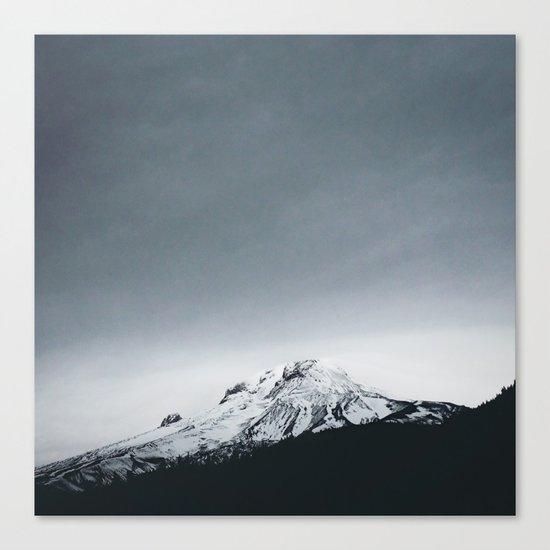 Mt. Hood x Oregon Canvas Print