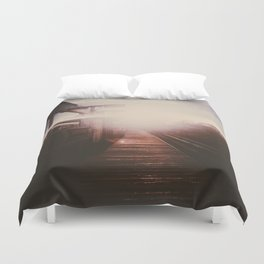 CTA Sunset Duvet Cover