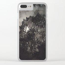 Sturgeon Moon Clear iPhone Case