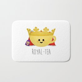 Royal-tea Bath Mat