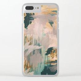 24K Magic Clear iPhone Case