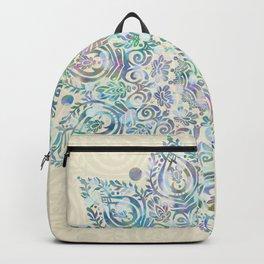 Mermaid Dreams Mandala Backpack