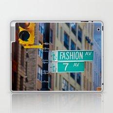 Fashion Avenue  Laptop & iPad Skin