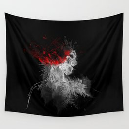 Exit Stage Left Wall Tapestry