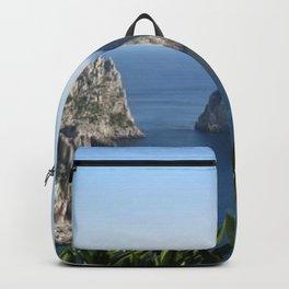 I Faraglioni di Capri Backpack