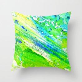 art 11 Throw Pillow