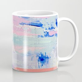 MAVEN 2 // ABSTRACT MIXED MEDIA ON CANVAS Coffee Mug