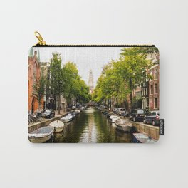 Amsterdam Charm Carry-All Pouch