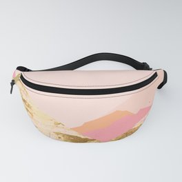 Graphic Mountains S Fanny Pack
