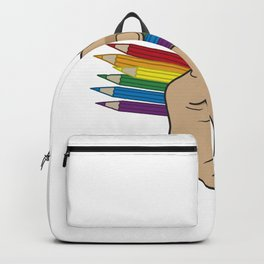 Art Revolution Backpack