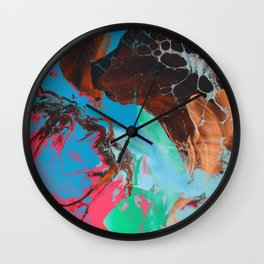Kystes Wall Clock