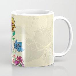 Flower Tales 5 Coffee Mug