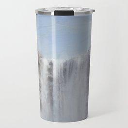 Skógafoss (Skogafoss) Travel Mug
