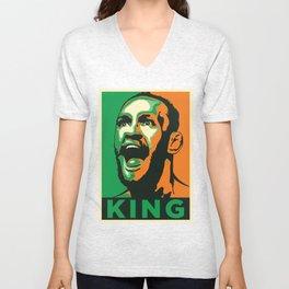 Conor McGregor KING Unisex V-Neck