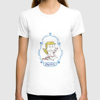 baroque T-shirts featuring BAROQUE by Vicky Kuhn