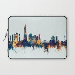 Seoul Skyline South Korea Laptop Sleeve