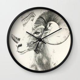 ASCEND Wall Clock