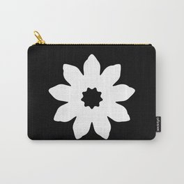 Vector Flower Carry-All Pouch