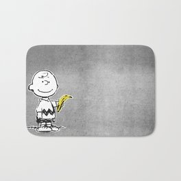 Is that a banana, or are you just glad to see me? Bath Mat
