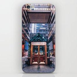 6½ Avenue iPhone Skin