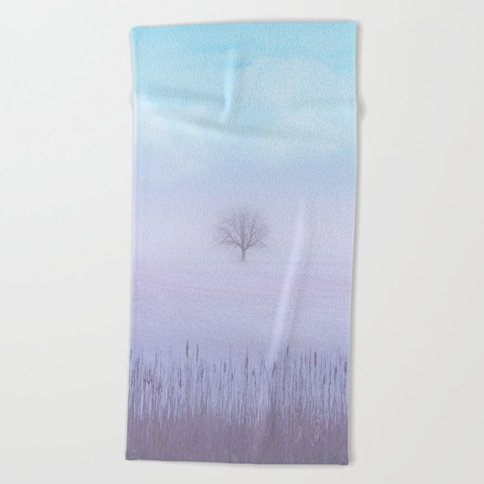 Pastel vibes 53 Beach Towel