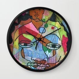 Just this moment Wall Clock