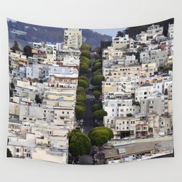 S.F. Living Wall Tapestry