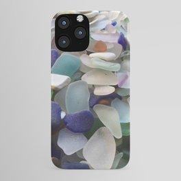 Sea Glass Assortment 2 iPhone Case