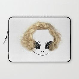 Blondes have more fun Laptop Sleeve