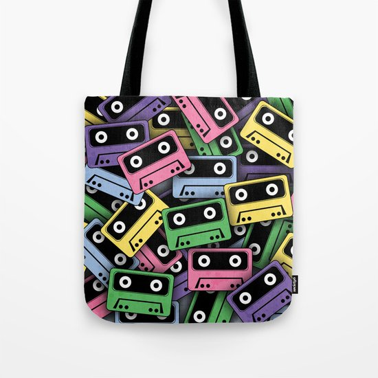 80's Kicks! Tote Bag