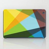 kaleidoscope iPad Cases featuring Kaleidoscope by Marina Design