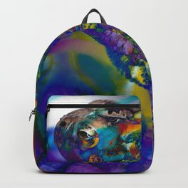 Fire Toad Backpack