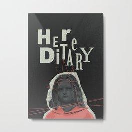 hereditary Metal Print