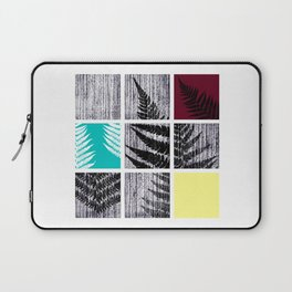 Square Fern Laptop Sleeve