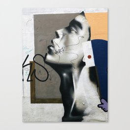 Wanker Canvas Print