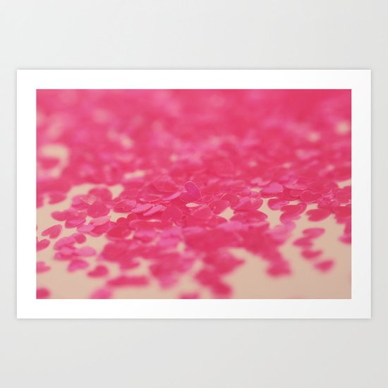 Heart's Desire Art Print