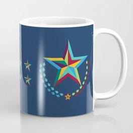 Preppy Star Coffee Mug