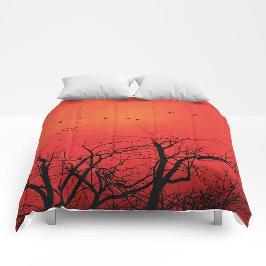 Die Vögel Comforters