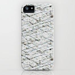Hornfels 01 - Texture iPhone Case