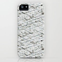 Hornfels 01 - Texture iPhone Case