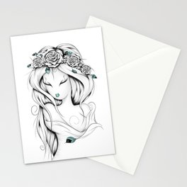 Poetic Gypsy Stationery Cards