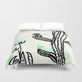Cactus 23 Duvet Cover