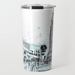 Dubai Travel Mug